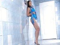 Striptiz w łazience