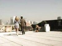 Wydupczona na dachu