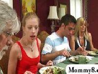 Rodzinny obiadek