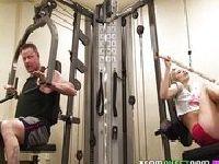 Hardcore na siłowni
