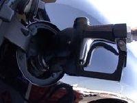 Szybki numerek na stacji benzynowej