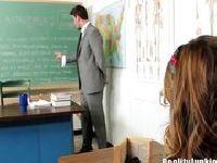 Suka przeszkadza nauczycielowi
