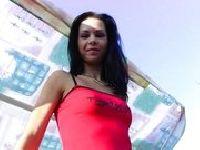 Angelina Crow w szybkiej akcji