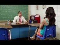 Sam na sam z nauczycielem