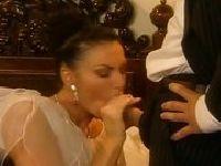 Szybki anal przed ślubem
