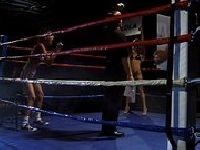 Spermowa walka na ringu