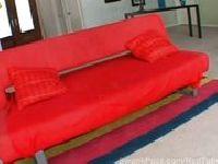 Hardcore na czerwonej kanapie