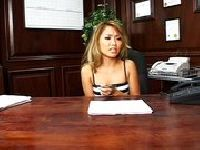 Seks telefon w biurze