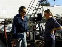 Mechanik ze swoją uczennicą