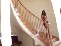 Dziwki na schodach