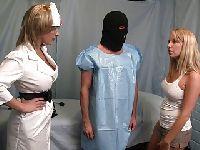 Zamaskowany pacjent