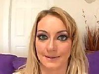 Ostra blondyna