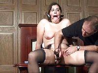 Torturowanie MILFy