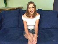 Cindy na castingu