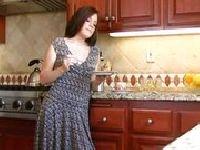 W kuchni z trzema Murzynami