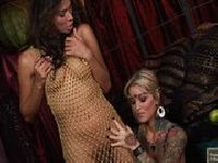 Janine Lindemulder rucha swoją pikantną panią