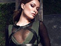 Olivia Wilde w przezroczystej bluzeczce