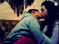 Całowanie z języczkiem