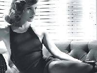 Emma Watson w scence retro