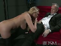 BDSM z panem prezesem