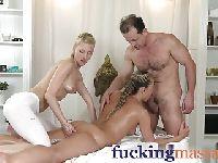 Biseksualny masażysta