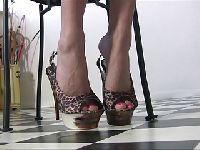 Lubisz patrzeć na stópki?