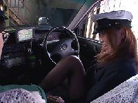 Dziwka w samochodzie