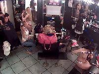 Kamera ukryta w garderobie striptizerek