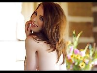 Orgazm pięknej nastolatki