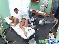 Lekarz wydymał ją na leżance