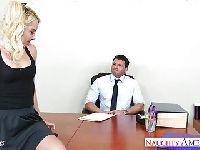 Moja sekretarka jest nimfomanką