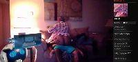 Młoda parka nagrywa swoje wyczyny na PS4