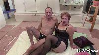 Dziadkowie nagrywają pornola
