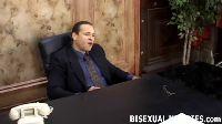 Biseksualny trójkąt