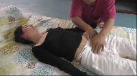 Specyficzny masaż erotyczny