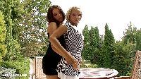 Napalone lesbijeczki