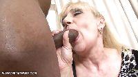 Mocny anal w babci