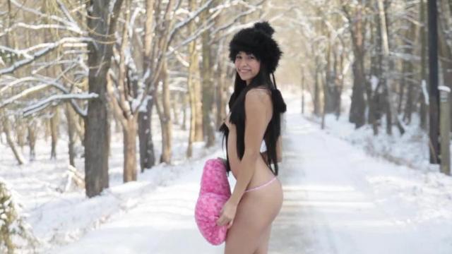 Zimowa Walentynka