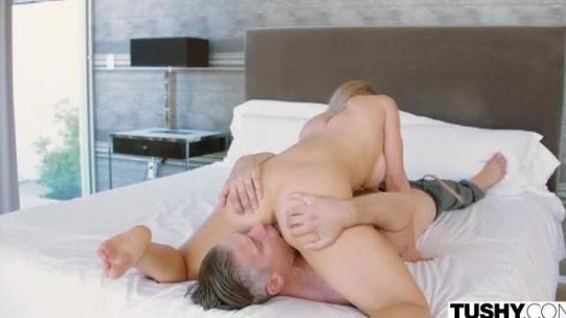 Analny sex z ratowniczką