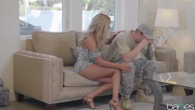 Dymanie po powrocie z wojska