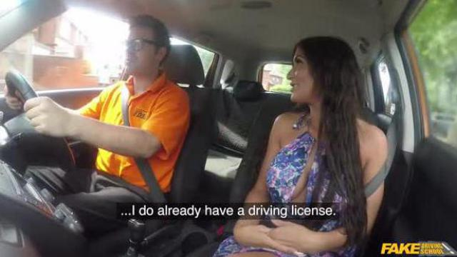 Ostatnia lekcja za kierownicą