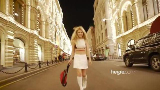 Ola w Moskwie