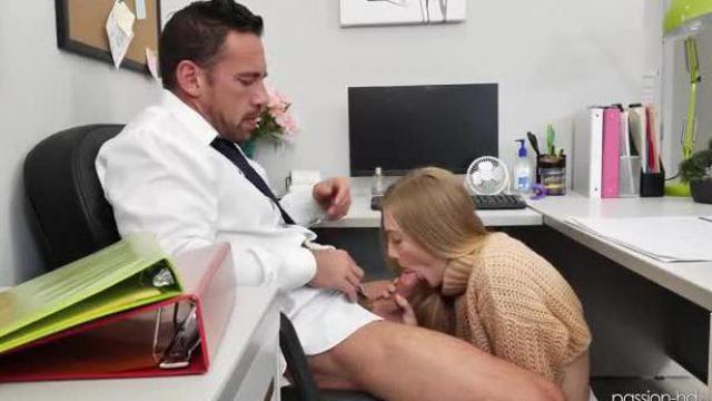 Wyruchana przez doktorka