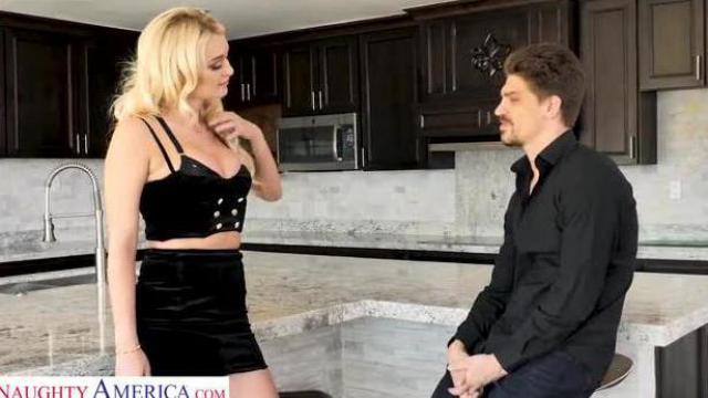 Natalia Starr dyma się przy mężu
