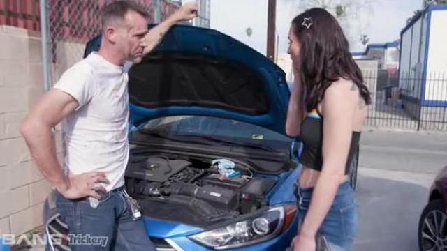 Daje dupy za naprawę samochodu