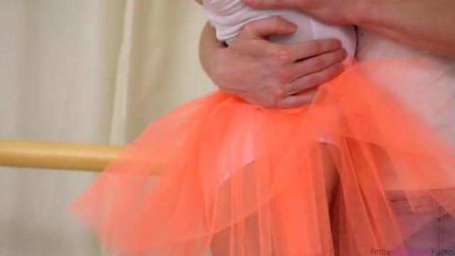 Bzykanie baleriny