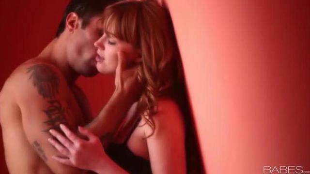 Seks w czerwonym pokoju rozpusty