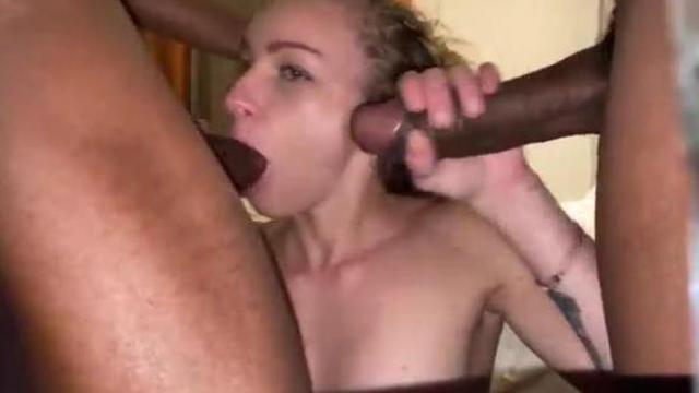 Chciała, żeby wyruchali ją obcy faceci