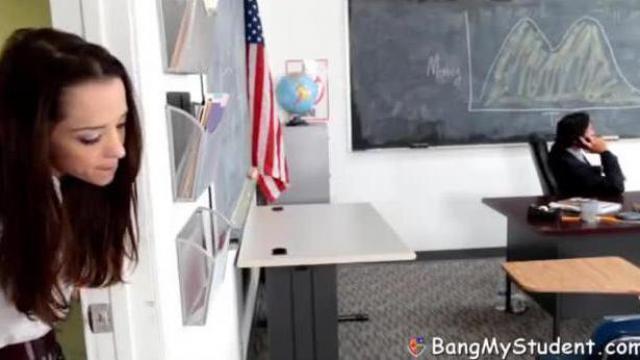 Pomaga się odstresować nauczycielowi